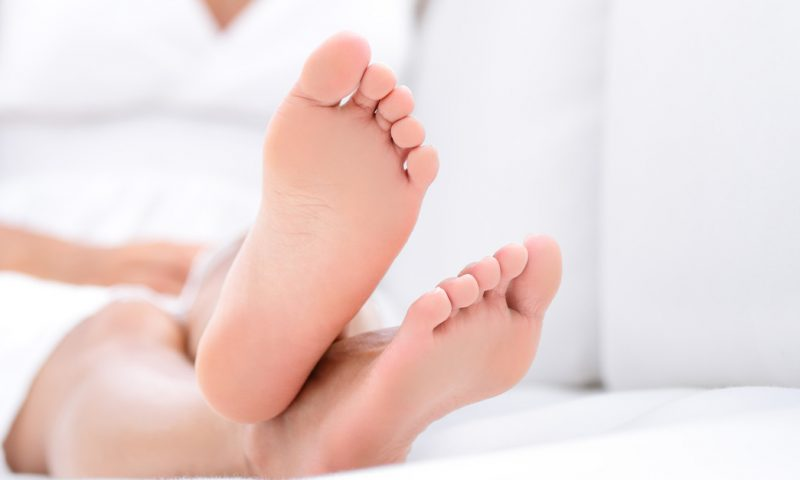 Today's Foot Doctors Are Turning Towards All-Natural Treatments For Many Of Their Patients
