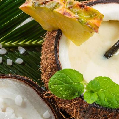 The Health Benefits Of Coconut Water