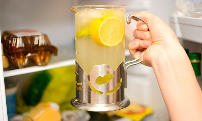 Drinking Lemon Water For Weight Loss