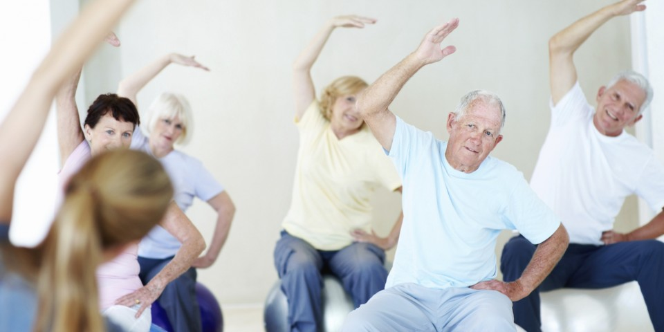 Fitness And Endurance Exercises Even At Old Age