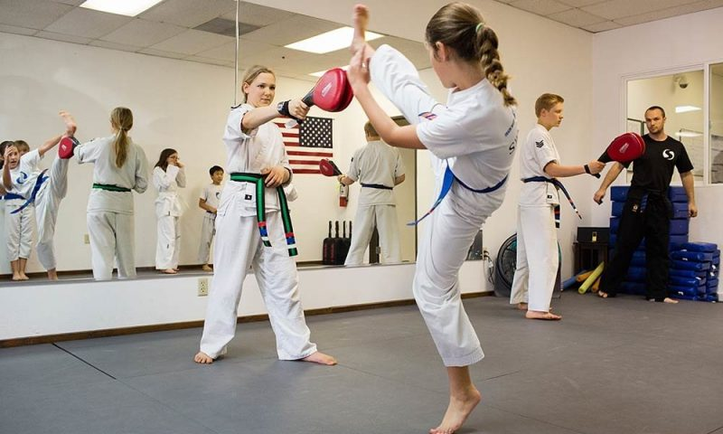 How Martial Arts Help In Your Child's Physical And Mental Growth And Development