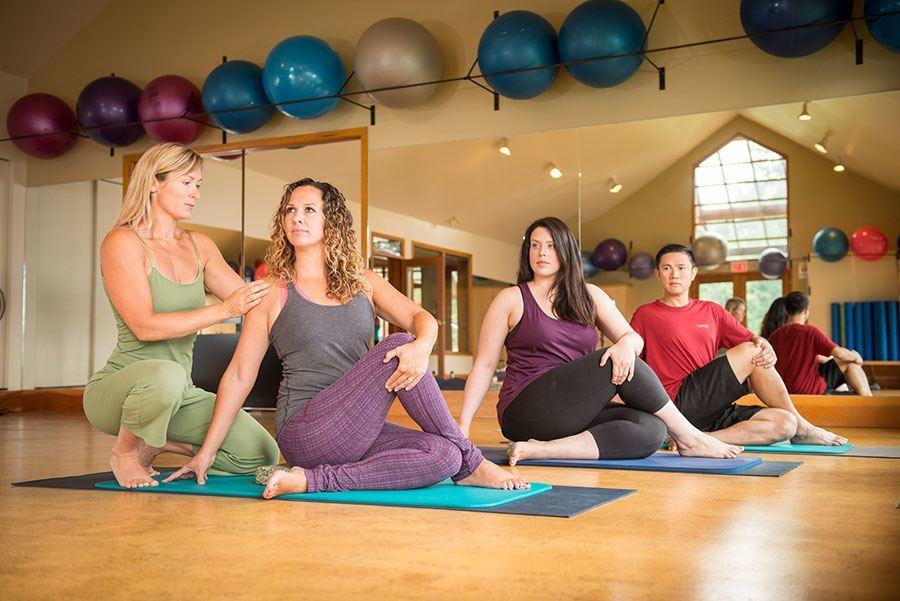 Женская Йога Для Похудения. 16 комментариев
