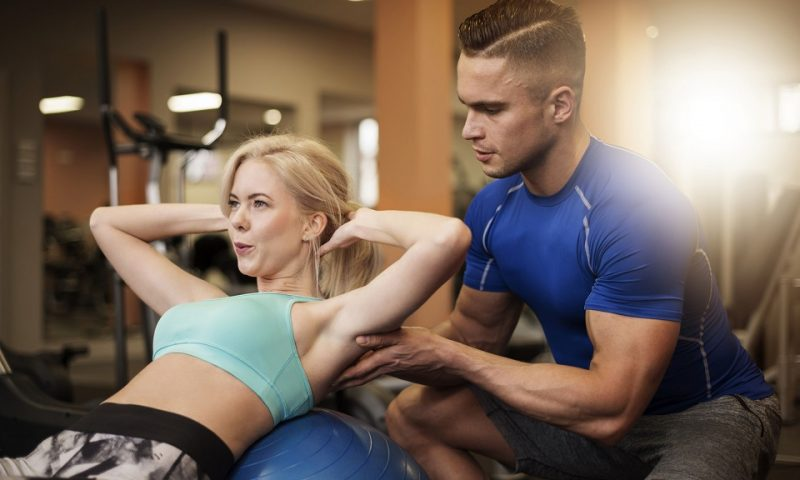 Are People With Personal Trainers In Better Shape?