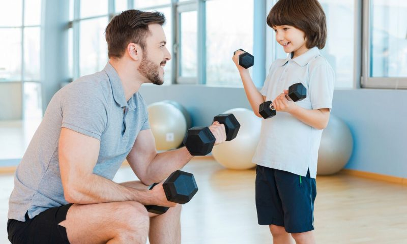 Weightlifting At Home: Is It Safe For Kids?
