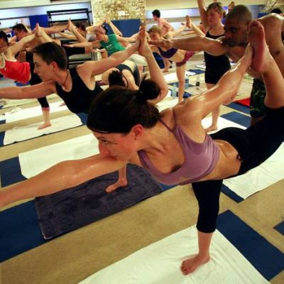 The Basics Of Yoga For The London Model