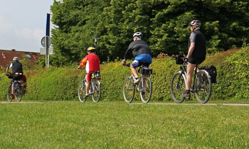 Getting In Shape For A Bicycle Holiday