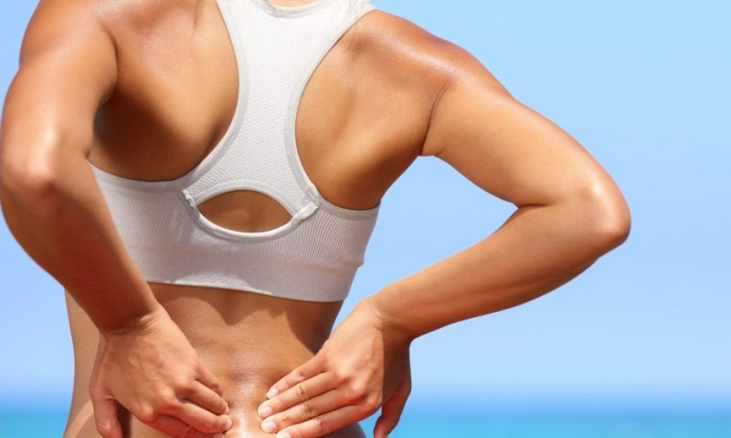 Dealing With Lower Back And Knee Pain