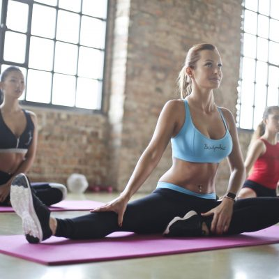 Ways To Keep Your Body In Competitive Shape